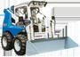 Zemní práce, Traktorová doprava